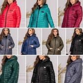 Стильные куртки весна- осень. Размеры 48-62