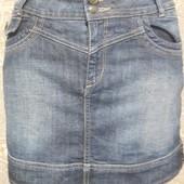 Джинсовая юбка Blueridge