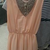 Платье 42-44 размер С-М- ка