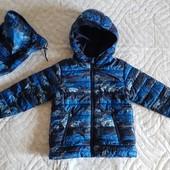 Куртка демисезонная Lupilu, 2 нюанса, для двора/дачи/
