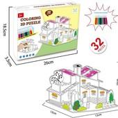 3D-конструктор Дом