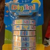 Популярна гра для розвитку математичних здібностей у малюка