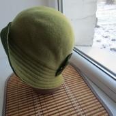 Капелюшок 100% шерсть для гарної леді :) Польща