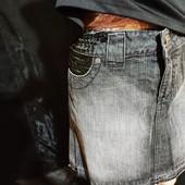 ***Акция- 5 лотов- бесплатная доставка, Классная джинсовая юбка , размер наш 50-52, сост отличн