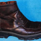 зимние ботинки кожа aldo 46 размер