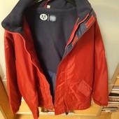 Демисезонная куртка на подростка р. 146