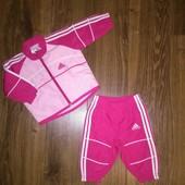 Спортивный костюм на девочку adidas original