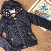 Вони неймовірні Весняні курточки жилєтки Мягенькі як пуховички Дуже зручні гарні кольори Поспішіть