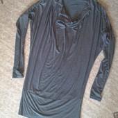 36-40р. Платье-туника в полоску solar