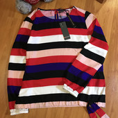 Яскрава блуза , розмір 38