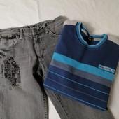 ЛоВиЛоТы! Джинсы и свитер на 12-13 лет