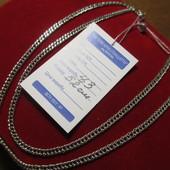Прекрасный подарок!!Серебряная красивая цепочка- 925 пр. . Новая с биркой! Последняя!!