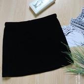 Шикарная фактурная юбка р-р 48