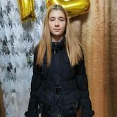 Куртка демисезонная на худенькую девушку или девочку подростка, размер S-М, состояние идеальное.