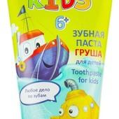 Безопасная! Детская зубная паста «Груша» 6+ faberlic/ УП-10%