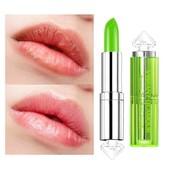 Увлажняющая помада для губ, меняет цвет,