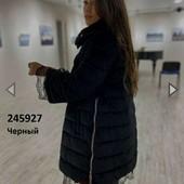 ***Качество Люкс***Стильное бархатное пальто с кружевом, оверсайз, размер хл, наш 48-50,новое