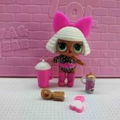 кукла лол полный комплект, оригинал, в запечатанных пакетиках!