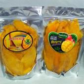 Манго сушеный натуральный 500 грамм без сахара.