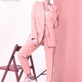 Стильный костюм(брюки, пиджак)