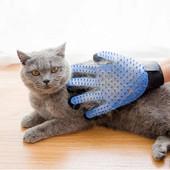 Перчатка для чистки животных