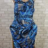 Платье мягкое на подкладке в идеале 50-52