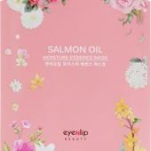 Тканевая маска разглаживающая с экстрактом лососевого масла корея eyenlip оригинал 23 мл
