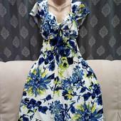 Шикарное платье для пышной груди, р.2XL