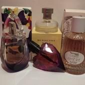 Лот пробников оригинальной парфюмерии!