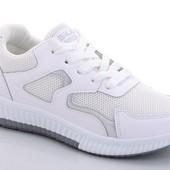 Кроссовки кеды белые 36,37,38 р Размер на выбор
