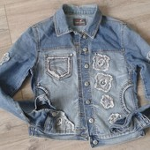 Джинсовая куртка Likom`S Jeans на S-M