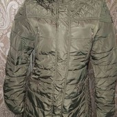 Куртка-пальто демисезоная