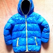 Куртка деми р 104-116