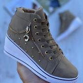 Женские ботинки деми