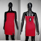 Качество! Стильное платье/бандо от модного бренда Prettylittlething