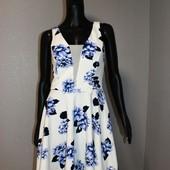 Качество! Нежное фактурное платье от New Look в новом состоянии