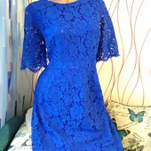 Новое.. дорогое платье M&S.. Полностью кружевное, на подкладке ❤️.