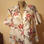 Гарна блузка, стан нової, розмір 20, 10% знижка на УП