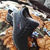 Ботинки зима 43