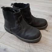 Ботинки кожаные M-Kids демисезонные 30р.