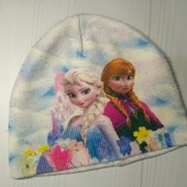 Фирменная шапочка H&M для девочки 110-122