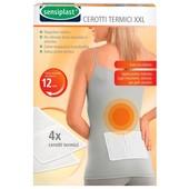 Для снятия боли в мышцах и суставах термопластыри большие XXL Sensiplast Германия