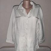 ***1000лот Собирайте Рубашка 55%лен 45%вискоза Mills woman