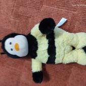 Intelex грелка с зернышками, забавная пчелка