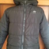 Куртка, холодная весна, внутри флис, размер 11-12 лет 146-152 см, Campus. состояние отличное