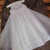 шикарное платье, все в бисере!!!