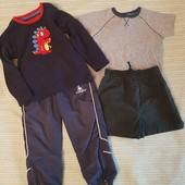 Лот одежды на 6-7 лет