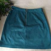 Стильная,замшевая юбка от Primark