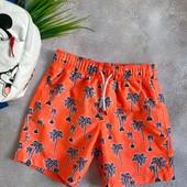 Primark яркие пляжные шорты