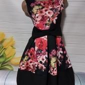 Вау! Шикарное платье размер 46